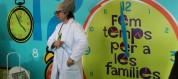 Stand - Prendre le temps pour les familles, dans la 11e édition du Festival des Súper